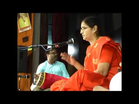 BANTU REETHI  (SRI TYAGARAJA KRITHI) (CARNATIC CLASSICAL-VOCAL)