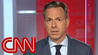 Tapper: Trump thinks it's fine to mock Ford