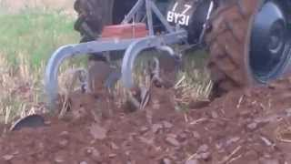 Warwick Vintage Tractor & Machinery Society Ploughing Match 2014