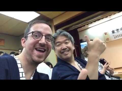 Mr. D's Trip to Japan #1