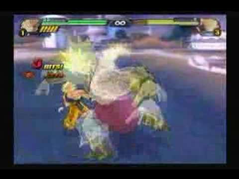 Dragonball Z Tenkaichi 3 Goku vs Broly. 2:51. strongest Super Saiyan.