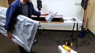 01. Geek Beat Archives Hisense 40 Inch K366 LED Smart TV Unboxing