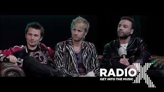 Muse talk through their most iconic tracks   Radio X