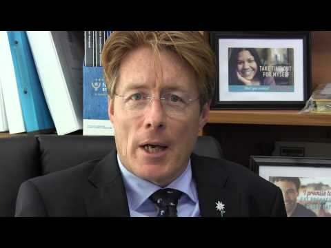 CEO, Frank Quinlan, discusses Mental Health Australia's Seven Point Plan for Action on Mental Health