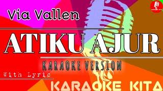 Atiku Ajur - Via Vallen - KOPLO (Karaoke Tanpa Vocal)