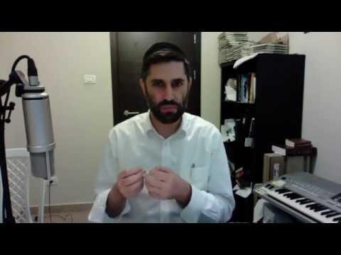 Ari Goldwag - Va'eschanan - Balancing Inclinations
