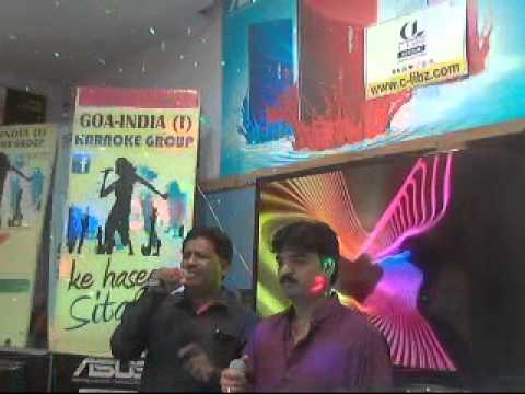 Bane Chahe Dushman Zamaana hamaara Singers Jaideep n S Fernandes...