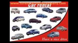 Antalya Car Rental Company - Turkey