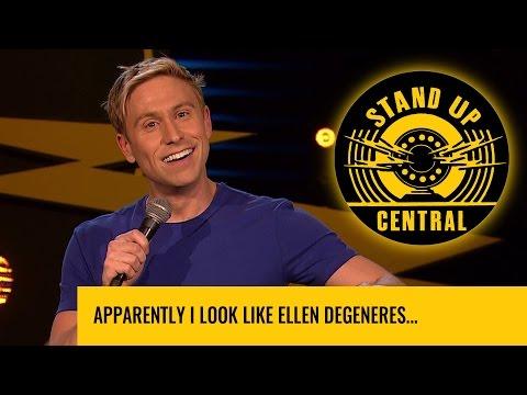 Apparently I look like Ellen Degeneres