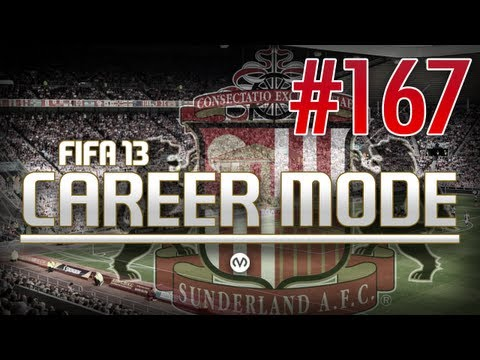 FIFA 13 - Career Mode - #167 - Cristiano Ronaldo AT SUNDERLAND?!?!?!