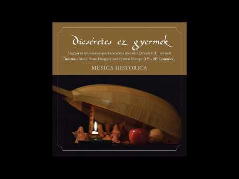 Gyönyörű szép leány de nagyon sírdogál – Musica Historica