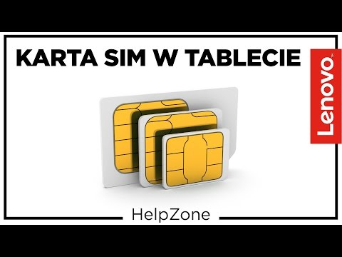 Karta SIM w tablecie - HelpZone #8