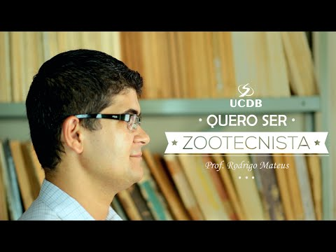 Quero ser Zootecnista - Zootecnia UCDB