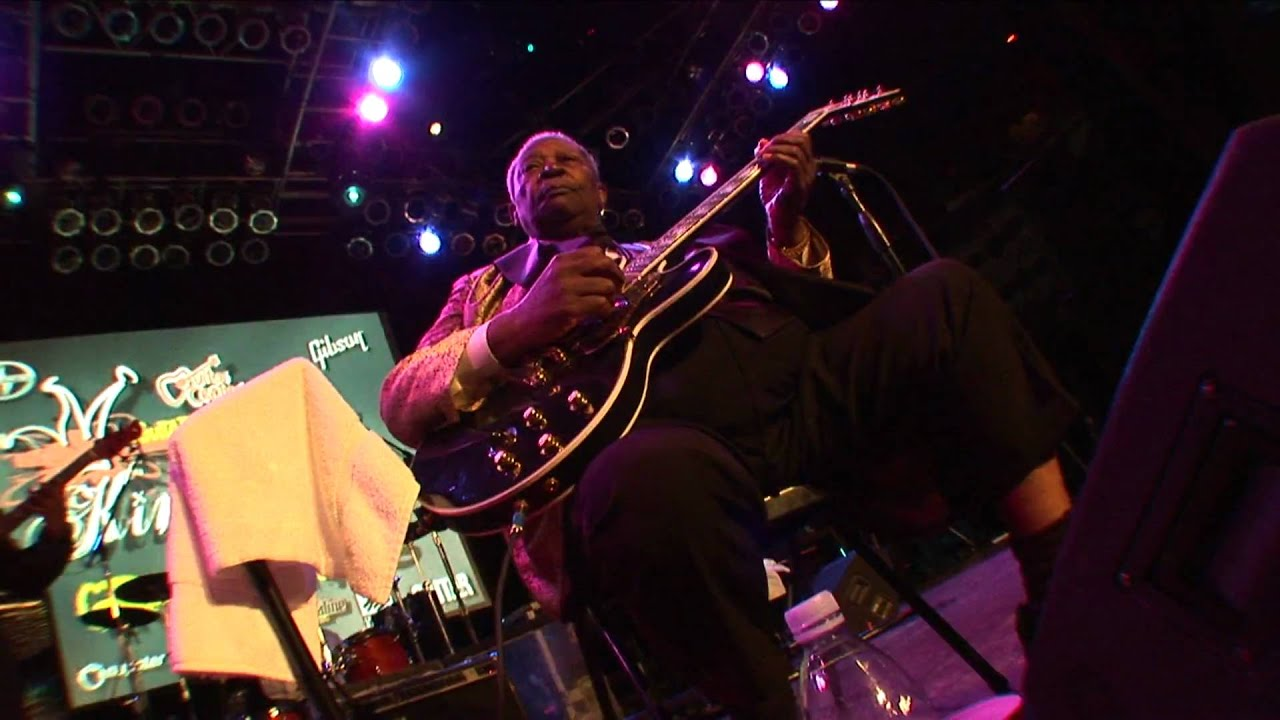 bb king comes to town essay Read about when love comes to town by bb king and see the artwork, lyrics and similar artists.