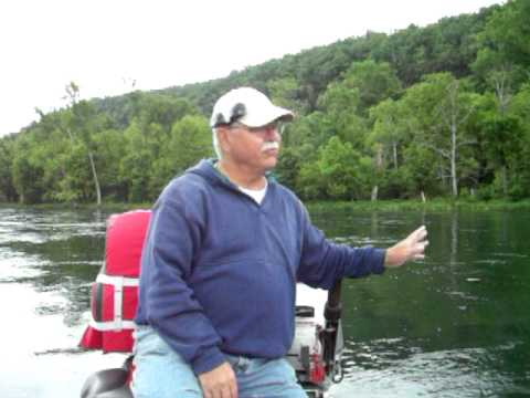 White river trout fishing with papa bill 39 s guide service for White river arkansas fishing report