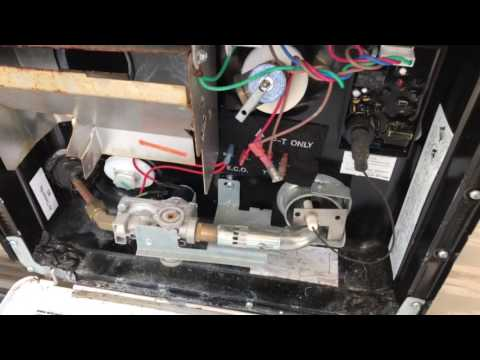 How To Troubleshoot a RV Hot Water Heater That Will Not Ignite