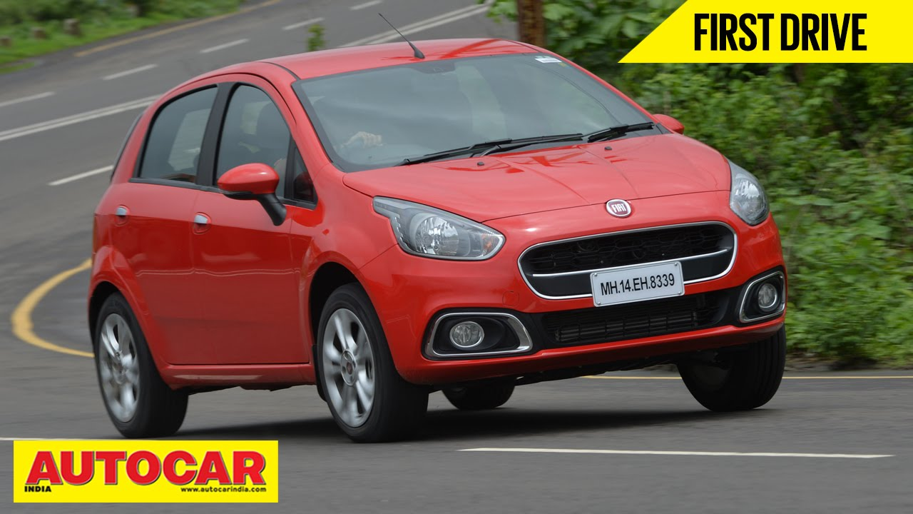 2014 Fiat Punto Evo   First Drive Video Review   Autocar ...