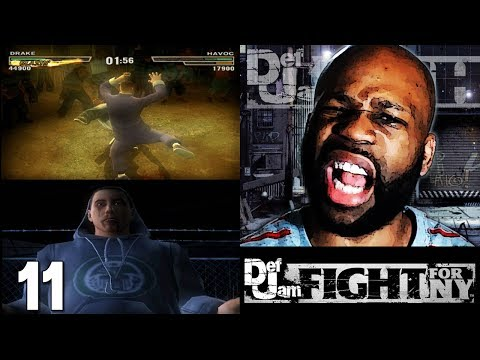 Def Jam: Fight For Ny Gameplay Walkthrough Part 11 - (let's Play - Walkthrough) video