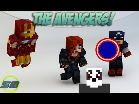 Minecraft 1.5.2 ~ Como instalar The Avengers MOD (Super Heroes)