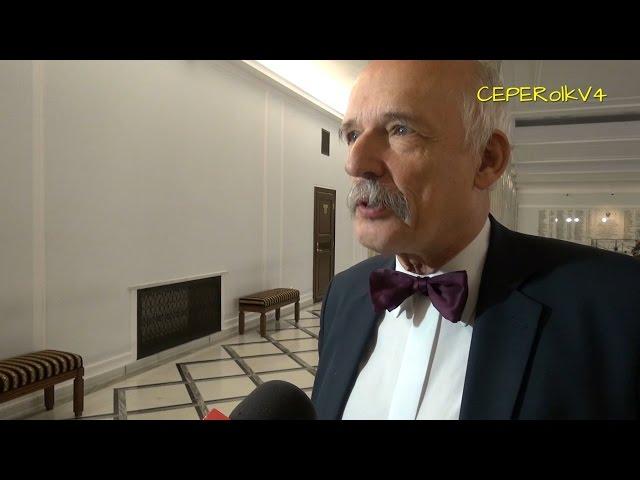 Janusz Korwin-Mikke: PiS naśladuje PRL (rozmowa z Superstacją 13.01.2017)