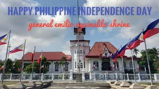 THE GENERAL EMILIO AGUINALDO SHRINE IN KAWIT, CAVITE (Happy 122nd Philippine Independence Day!)