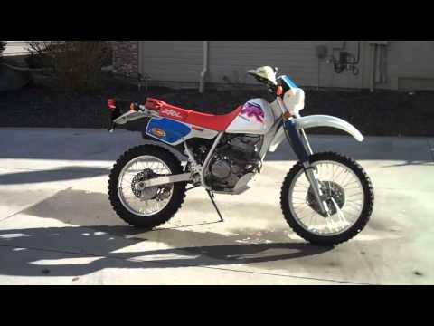 1993 Honda XR250L