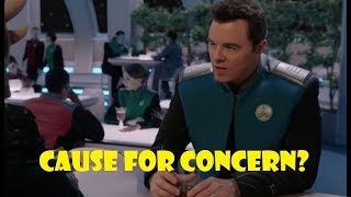 The Orville – Episode Reviews and Ratings Worries