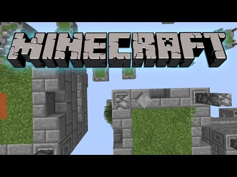 Minecraft TOWER RUN SPEED TIMER Parkour (Special Effects)