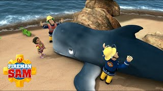 Fireman Sam US Official: Whale Reunited!