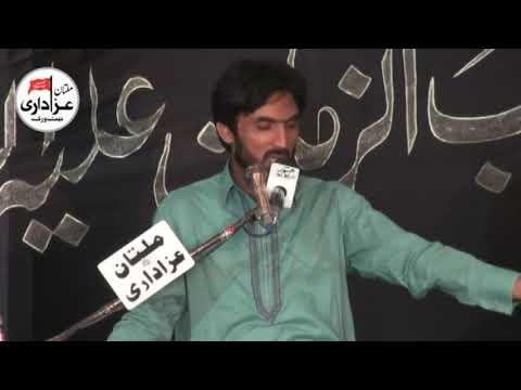 Zakir Mazhar Abbas Mazhar | Majlis 29 June 2018 | Imam Bargah Jamia Sahib-Uz-Zaman Gulghast Multan