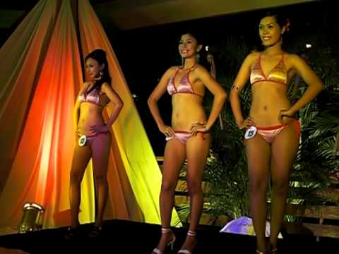 Miss Silka Cebu 2009 swimsuit competition