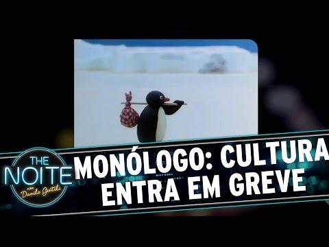 The Noite (14/09/16) - Monólogo: TV Cultura entra em greve por corte de verbas Vídeos de zueiras e brincadeiras: zuera, video clips, brincadeiras, pegadinhas, lançamentos, vídeos, sustos