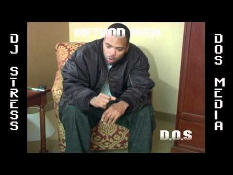 Method man talks about Notorious BIG With DJ Stress and D.O.S Media