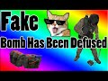 CSGO Fake Bomb Has Been Defused Troll mp3