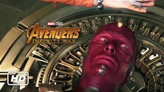 Avengers: Infinity War - Shuri Helps Vision Clip (New HD Promo)