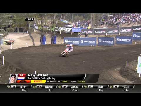 MXGP of Patagonia-Argentina MX2 FULL Qualifying Race 2015 - motocross