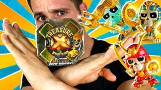 Treasure X Series 1 UNBOXING CAJA TESORO SORPRESA | Mega UNBOXING Treasure X Hunting en Pe Toys