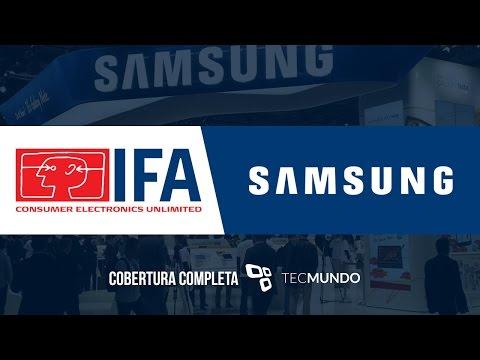 IFA 2014: Samsung apresenta o Galaxy Note 4 - ao vivo às 10h!