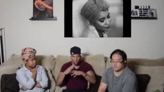 Yuna Crush Ft Usher Reaction review