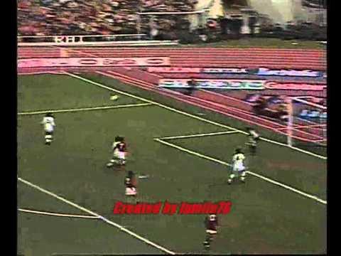 As Roma-Torino Calcio 2-1 stag. 83-84 (Maldera,Dossena,Pruzzo)