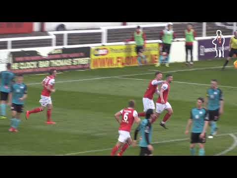 Goal: Mikey Drennan (vs Sligo Rovers 19/04/2019)