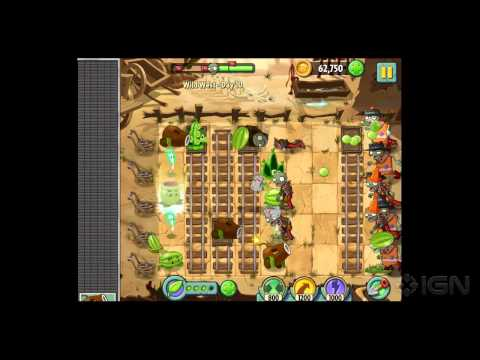 IGN Reviews - Plants vs Zombies 2 - Video Review