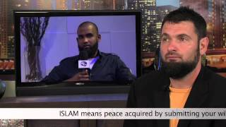 Former Night Club Owner Hindu Priests son accepts Islam