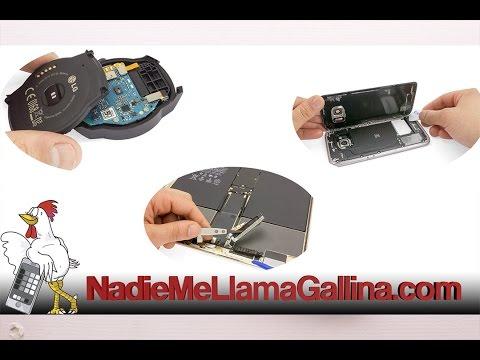 Guía de reparación del LG Optimus L7 II (P710) - Display LCD y digitalizador (pantalla táctil)