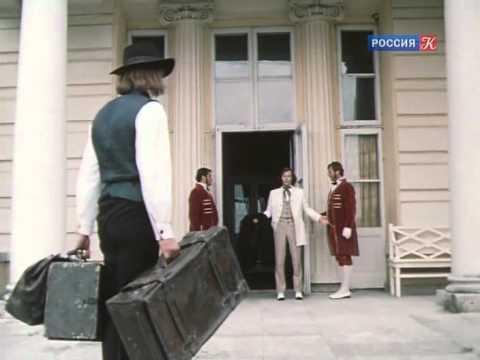 Прощание Базарова с Аркадием