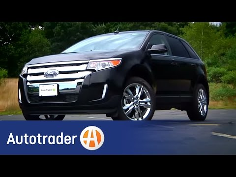2013 Ford Edge - SUV   New Car Review   AutoTrader.com