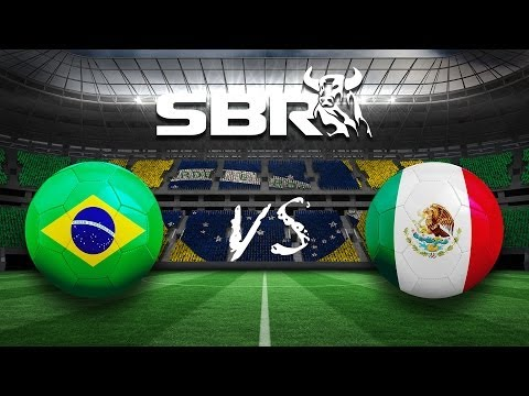 Brazil vs Mexico (0-0) 17/06/14 | Group A 2014 World Cup Preview
