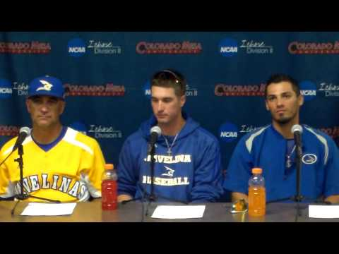 Texas A&M Kingsville NCAA Baseball Post Game