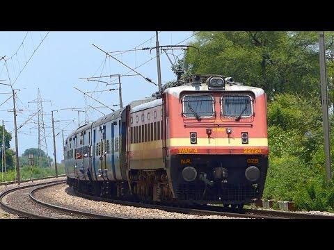 11078 Jhelum Express On Rampage Behind Gzb Wap-4 video