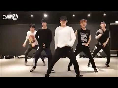 [Mirrored] A.C.E(에이스) - ''Callin'' Dance practice